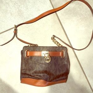 Michael Kors clutch purse